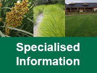 Specialised Information